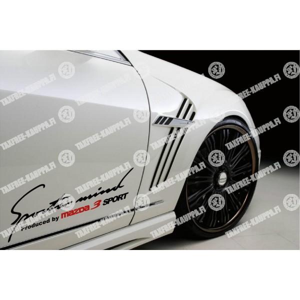 Mazda 3 Sport >> Sports Mind Mazda 3