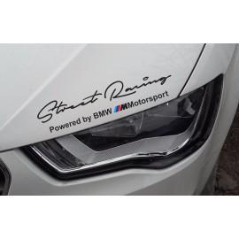 BMW STREET RACING