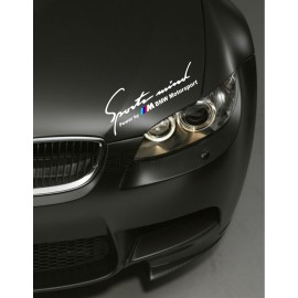 BMW SPORTS MIND M POWER MOTORSPORT
