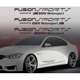 BMW FUSION SPORTS POWERED