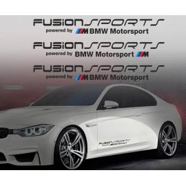 BMW FUSION SPORTS POWERED