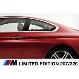 BMW M LIMITED EDITION