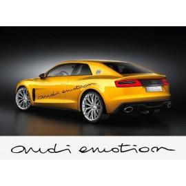 Audi Emotion