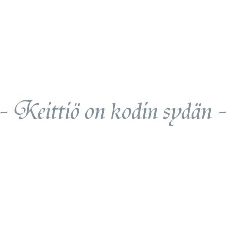 KEITTIÖ ON KOTIN SYDÄN