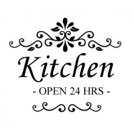 KITCHEN OPEN 24 H