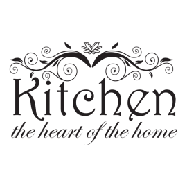 KITCHEN  THE HEART OF THE HOME