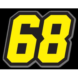 KILPAILUNUMERO 68