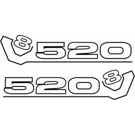 SCANIA 520 V8
