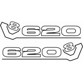 SCANIA 620 V8