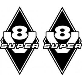 SCANIA SUPER V8