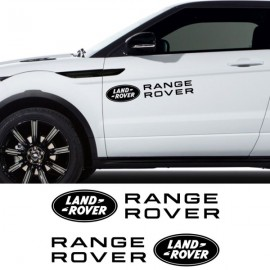 Land Rover heijastin tarra