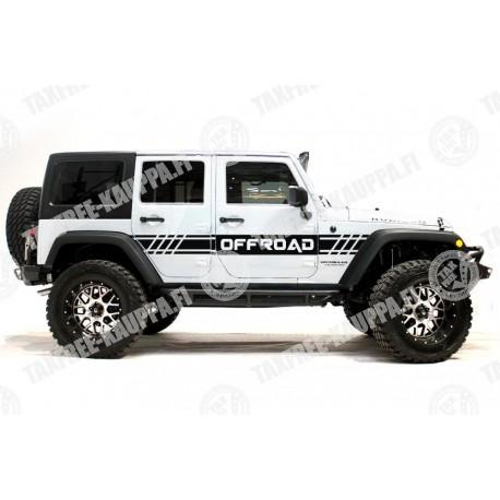 Jeep Wrangler Off Road >> Jeep Wrangler Off Road Kylkitarrat