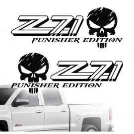 CHEVY Z71 PUNISHER