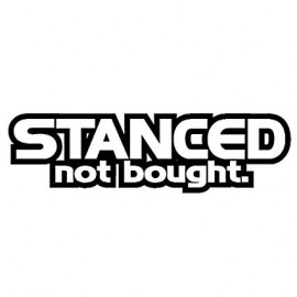STANCED...