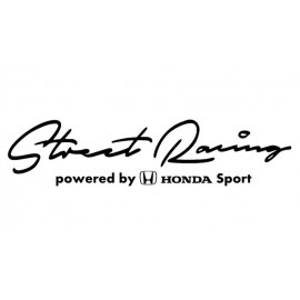 STREET RACING /HONDA