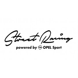 STREET RACING /OPEL