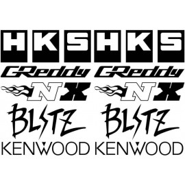 HKS,KENWOOD.....