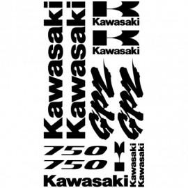 KAWASAKI HEIJASTIN TARRAT GPZ 750