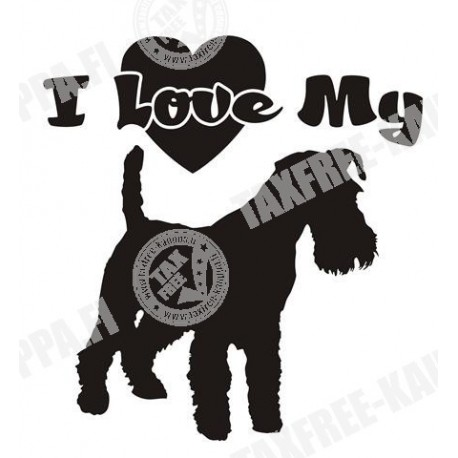 I LOVE MY DOGS