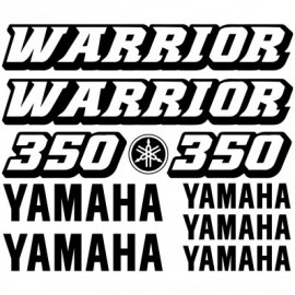 Yamaha 350 WARRIOR