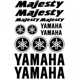 Yamaha Majesty