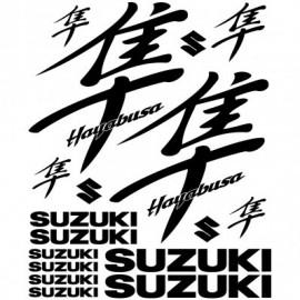 Stickers Hayabusa