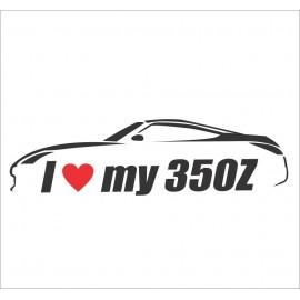 I LOVE MY 350Z