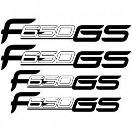 BMW f 650gs