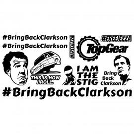 Clarkson arki-10 tarraa