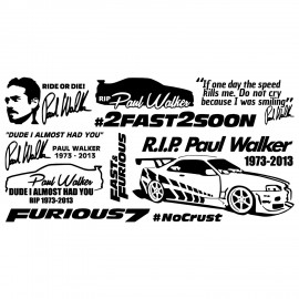 Rip Paul Walker  arki-10 tarraa