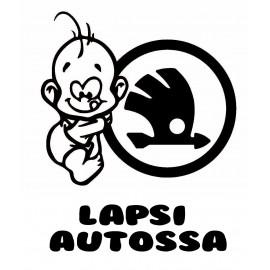 LAPSI AUTOSSA/   SKODA
