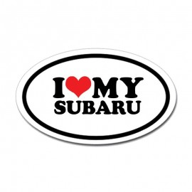 I LOVE MY SUBARU