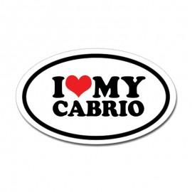 I LOVE MY CABRIO