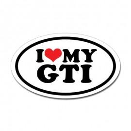 I LOVE MY GTI