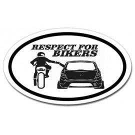 Respect for bikers - Sandero