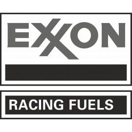 EXXON RACING FUELS