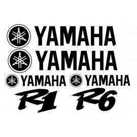 Yamaha R1,R6