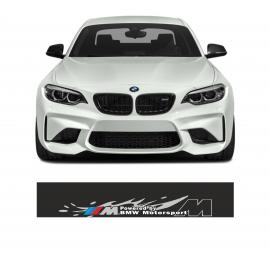 AURINKOSUOJA/BMW POWERED