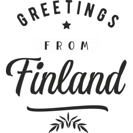 GREETINGS FROM FINLAND