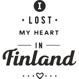 I LOST MY HEART IN FINLAND