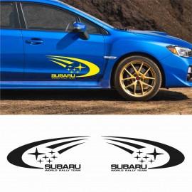 Subaru heijastin tarra