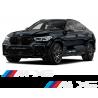 BMW X6 M KYLKITARRAT