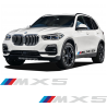 BMW X5 M KYLKITARRAT