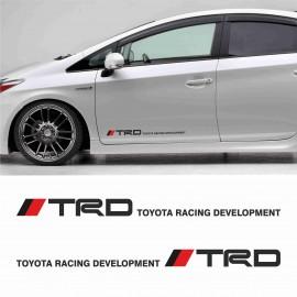 Toyota heijastin tarra