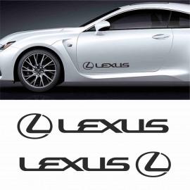 Lexus heijastin tarra