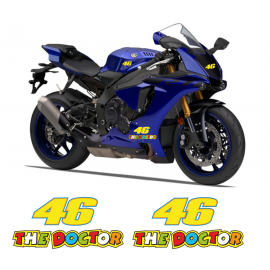 VALENTINO ROSSI  THE DOCTOR 46 TARRAT