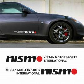 Nissan heijastin tarra