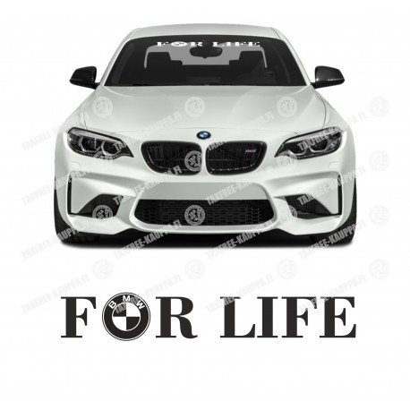 BMW AURINKOSUOJA TARRA/FOR LIFE
