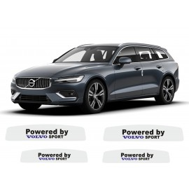POWERED BY VOLVO SPORT