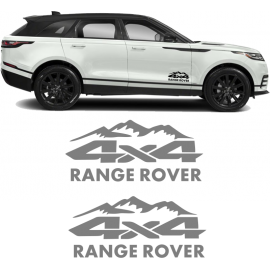 4 X 4 OFF ROAD RANGE ROVER TARRAT